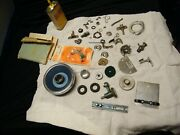 Vintage Kenmore 44 Model 158.440 Sewing Machine Misc. Part Lot Manual Oil