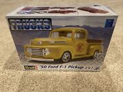 Revell Trucks 50' Ford F-1 Pickup 2n1 Built Yourself Toy Gift 125 Scale