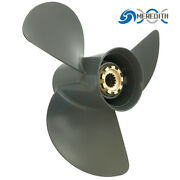 Aluminum-outboard-propeller 13-7/8x17 Pitch For Honda 75-130hp
