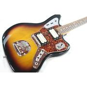Electric Guitar Fender Hjg-62kc Ship From Japan Rare 2vol 1tone Used