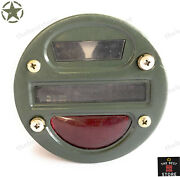 Unit Of Willys Military Jeep Ford Truck Cat Eye Tail Light 12v 3 Point1 Pc