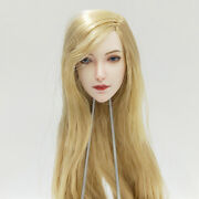Us Super Duck 1/6scale Blonde Hair Elf Head Sculpt Set043 Fit 12and039and039 Action Figure