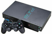Sony Playstation 2 Black Home Console