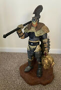 Huge The Cleric Of Darkness And Damnation Hcg Exclusive Edition Statue Rare