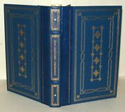 The Confessions Of Saint Augustine - Hardback , Franklin Library - 1982