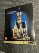 Lego 10273 Haunted House In Hand Factory Sealed, Very Rare Halloween Limited