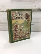 The Water Babies By Charles Kingsley, 8 Plates By Ethel F Everett 1930 Hardcover