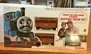Lionel Thomas The Tank Engine And Friends Electric Train Set G Scale Nos