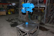 Delta Rockwell Drill Press,on Cart,1phase,115/230v,w/table 362430 Inv=30094