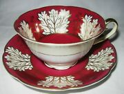 Vintage Tea Cup And Saucer Set Made In Occupied Japan By Diamond China.andnbsp