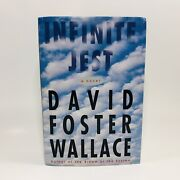 First Printing/1st Edition-infinite Jest-david Foster Wallace