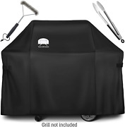 60 Bbq Grill Cover For Weber Genesis 3 Burner E310 And Genesis 300 Gas Grills