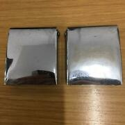 Original And Very Rare Pair Of Hickok Ase 11-101 Seat Belt Buckles