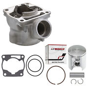 Niche Cylinder Wiseco Piston Gasket Top End Kit For Yamaha Yz80 1993-2001