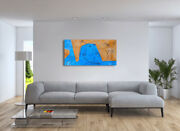 Painting Original Oil On Canvas Ready To Hang Cuban Art 24andrdquox48andrdquo By Lisa.