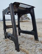 New Holland Lx885 Skid Steer Cab Frame - Lx865, Deere 8875, Excellent Condition