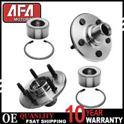 2 Rear. Wheel Bearing And Hub For 2002-2010 Ford Explorer 4-door Mountaineer