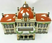 Dept 56 Heritage Collection Dickens Village Series Victoria Station 5574-3