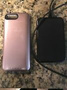 Mophie Juice Pack Air Battery Case For Apple Iphone 7 + Rose Gold