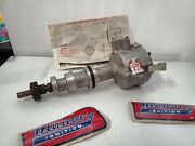 Nos Mallory Ignition Distributor Yc-343-hp Fe Ford 390 428 Shelby