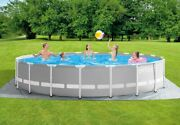 Brand New Intex 20ft X 52in Above Ground Swimming Pool Set With Filter Pump.