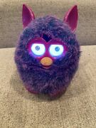Furby Hasbro 2012 Hot Pink Electronic Interactive Pet Toy Adorable