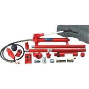 Sealey Heavy Duty 10 Tonne Hydraulic Body Repair Kit Zinc And Cad Plated Parts