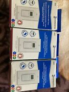 Lot Of 3 Intermatic 7-day Programmable In Wall Timer Digital 120 Volt