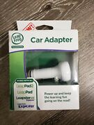 Leap Frog Car Adapter Charger For Leappad2 Leappad Leapstergs New Genuine In Box