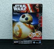 Look Bb-8 Star Wars Rmt Control Target Excl. The Force Awakens Droid Rc K