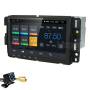 Double Din Android 10 8 Car Radio Stereo Gps Navi For Gmc Chevrolet Chevy Buick