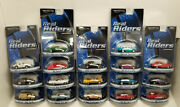 Hot Wheels Real Riders Limited Edition, Lot Of 17, New