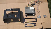 Mg Mgb Mgc Center Console With Map Light Clarion Radio 1968-1971