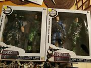 Army Military Special Forces Figure Super System Acu Desert - 4figures 2 Set