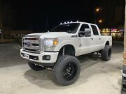 24x14 Gear Forged F71 Black And 40x15.50r24 Nitto Trail Grapplers