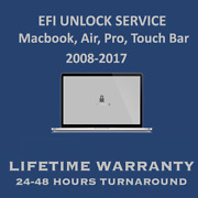 Macbook Efi Firmware Password Lock Removal For All 2008-2017andnbsp