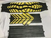 """Life-like 15 Obstacle Lap Counter And 9"""" Tracks Ho Scale Slot Car Free Shipping"""