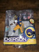 Mcfarlane Toys Nfl Rams Eric Dickerson Figure Moc Sealed New