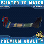 New Painted To Match - Rear Upper Bumper Cover For 2014 2015 Kia Sorento 14 15