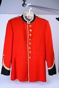 Canadian Military College Jacket Red