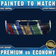 New Painted To Match - Front Bumper Cover For 2002 2003 Nissan Maxima 02 03