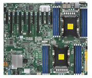 Supermicro X11dpx-t Mb - X11 Purely Platform11pcs Pcie Slots Max I/o Optimized