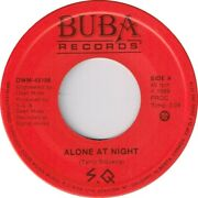 S.q – Alone At Night / One Love [7, Single] Extremely Rare New Wave Canada