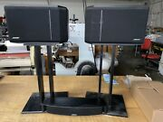 Bose 301 Series Iv Direct Reflecting Speakers And Vcs-10 Center Speaker Tested