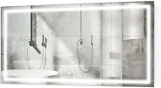 Krugg Large 66 Inch X 36 Inch Led Bathroom Mirror   Lighted Vanity Mirror Includ