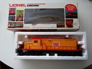 Lionel 6-8160 Burger King Gp-20 Diesel Used In Original Box 1981 Free Shipping