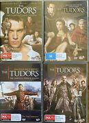 Dvd Series The Tudors - Complete Season 01, 02, 03 And 04 Like New Condition
