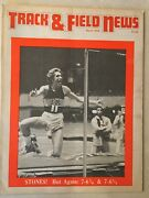 1976 Track And Field News March    Dwight Stones Preandrsquos Trails Article