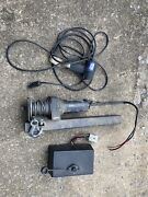 Used Superwinch Winch Model 01508 With Electrical Box And Remote Control Works