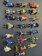Playmobil Huge Lot - Over 10 Sets And 25 Figures